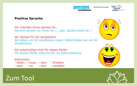 Positive Sprache_zum Tool